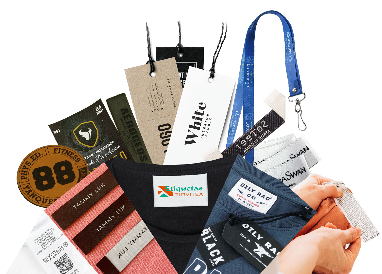 giovitex etiquetas para ropa